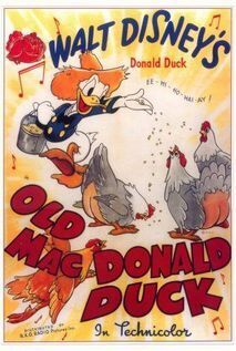 Subtitrare Old MacDonald Duck (1941)