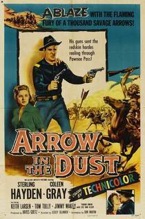 Subtitrare Arrow in the Dust (1954)