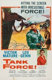 Subtitrare No Time to Die (Tank Force!) (1958)