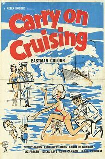 Subtitrare Carry on Cruising (1962)