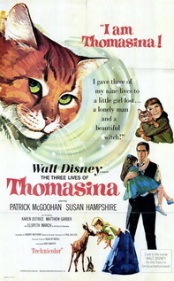 Subtitrare The Three Lives of Thomasina (1964)