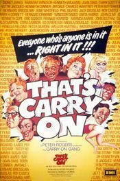 Subtitrare That's Carry On (1977)