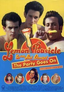 Subtitrare Lemon Popsicle 9: The Party Goes On (2001)