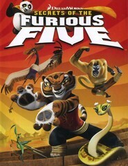 Subtitrare Kung Fu Panda: Secrets of the Furious Five (2008)