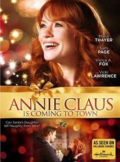 Subtitrare Annie Claus is Coming to Town (TV Movie 2011)