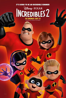 Subtitrare Incredibles 2 (2018)
