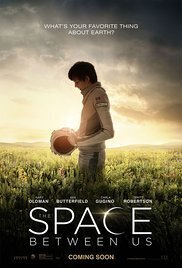 Subtitrare The Space Between Us (2017)