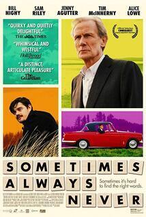 Subtitrare Sometimes Always Never (2018)