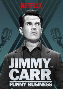 Subtitrare Jimmy Carr: Funny Business (2016)