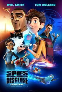 Subtitrare Spies in Disguise (2019)