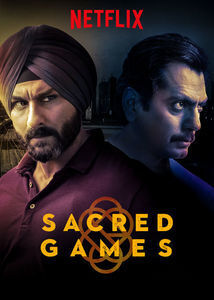 Subtitrare Sacred Games - Sezonul 2 (2018)