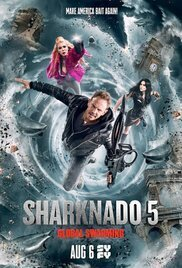 Subtitrare Sharknado 5: Global Swarming (2017)