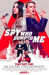 Subtitrare The Spy Who Dumped Me (2018)