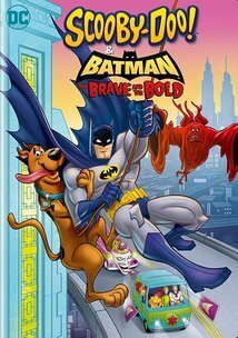 Subtitrare Scooby-Doo & Batman: The Brave and the Bold (2018)