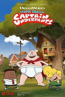 Subtitrare The Epic Tales of Captain Underpants - Sezonul 3 (2018)