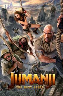 Subtitrare Jumanji: The Next Level (2019)