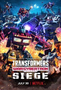 Subtitrare Transformers: War for Cybertron - Sezonul 1 (2020)